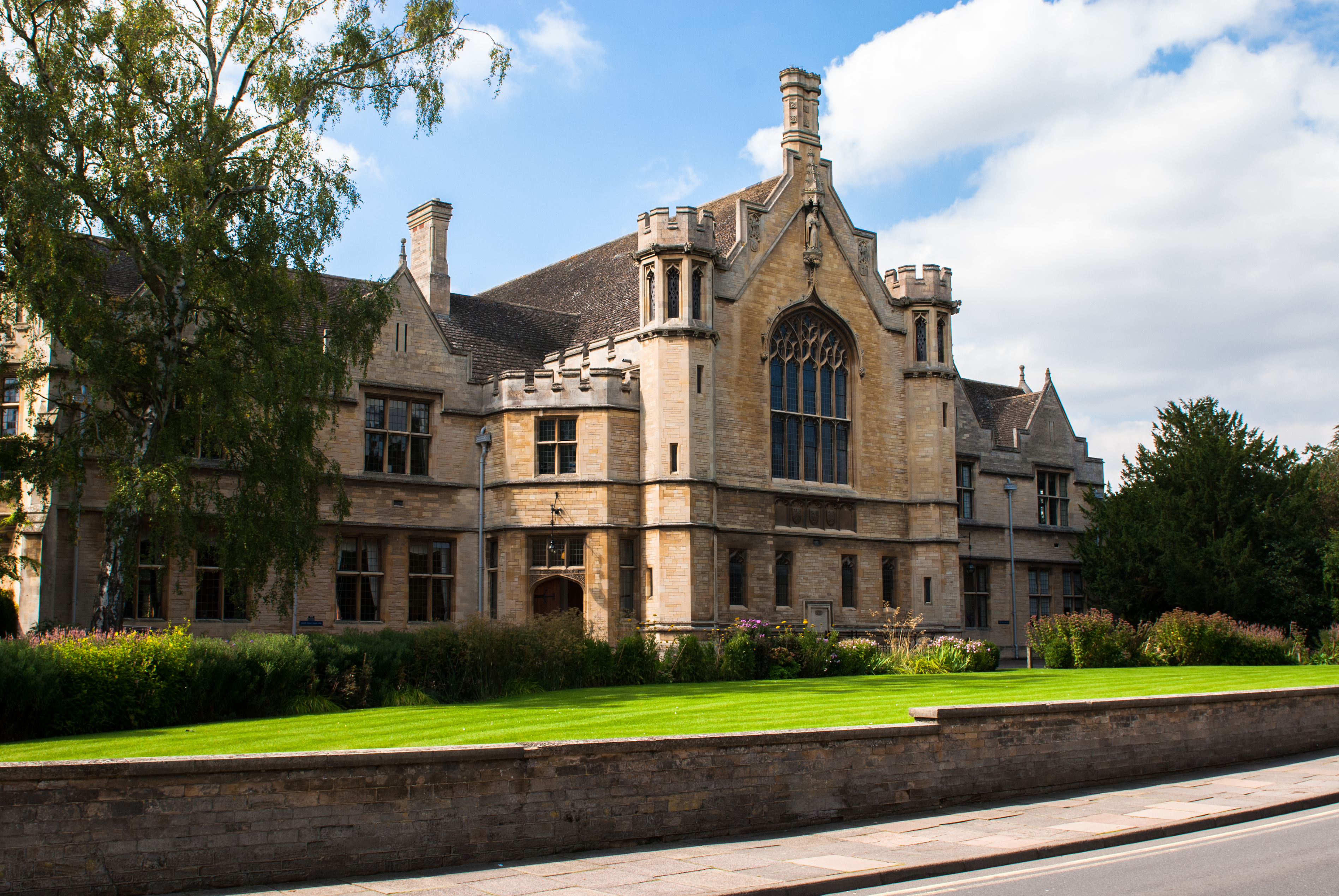 Oundle School Taylor Project Services